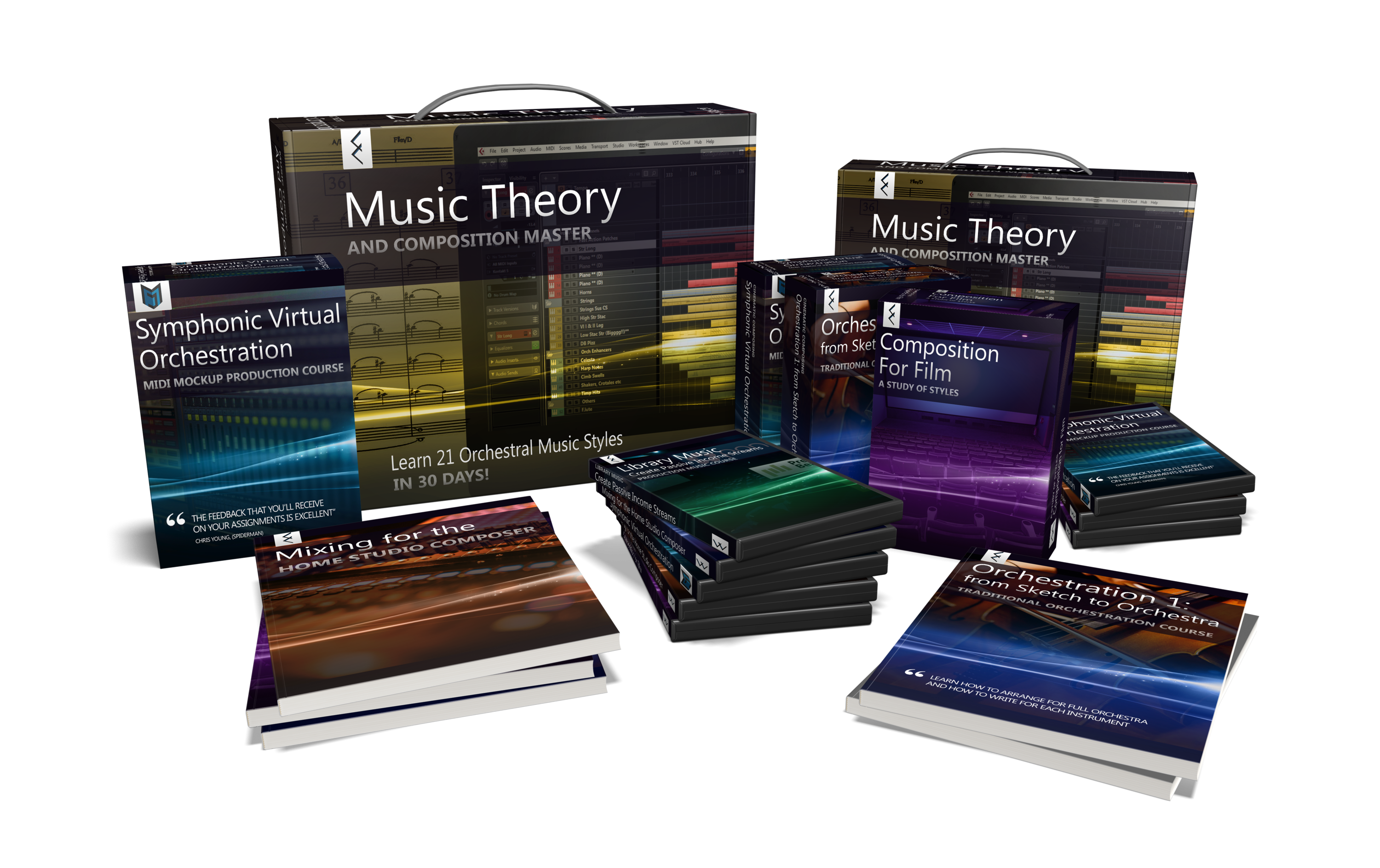 Music Theory and Composition Mastery